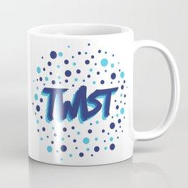 Twist N.3Bis Modele Rond Coffee Mug