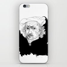 Rembrandt iPhone & iPod Skin
