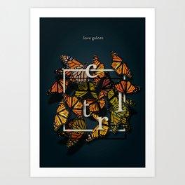 ctrl Art Print