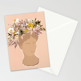 Guadalupe Flora II Stationery Cards
