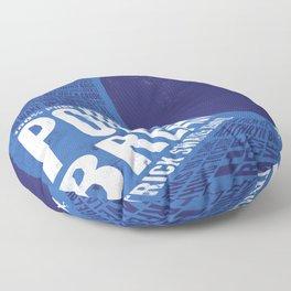 Point Break Floor Pillow