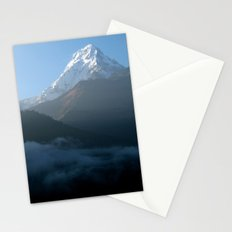 Mountains at Sunrise Poon Hill Stationery Cards