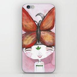 Joy -Bhoomie iPhone Skin