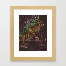 Errand Framed Art Print