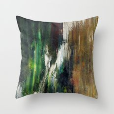 Crude Throw Pillow