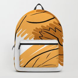 Leaf Me Alone Backpack