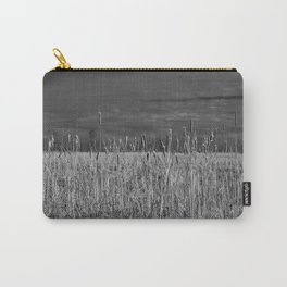 Cattails and reeds in the marsh Carry-All Pouch