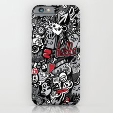 Doodled To Death iPhone 6s Slim Case