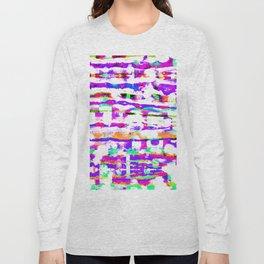 Paint trails Long Sleeve T-shirt