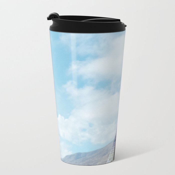 wait for it Metal Travel Mug