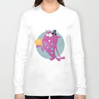 best friends Long Sleeve T-shirts featuring Best Friends by jelena1001