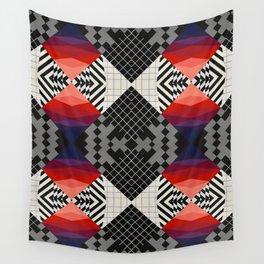 Glitch #1 Wall Tapestry
