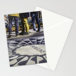 Imagine All the People... Stationery Cards