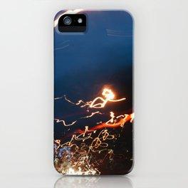 streak iPhone Case