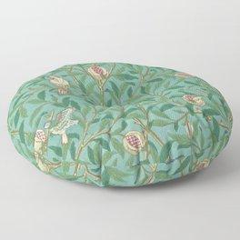 William Morris Bird And Pomegranate Floor Pillow