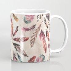 Feather Love Mug