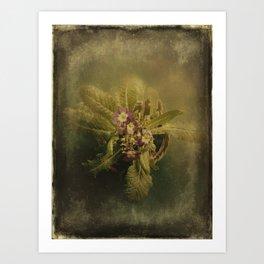 Little Winter Flower Art Print