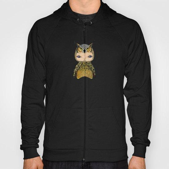 A Boy - Owl Hoody