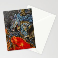 Demise of Pack Mentality Stationery Cards