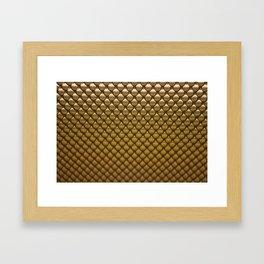 Bubble Beehive Framed Art Print