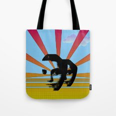 In Search of Space Tote Bag