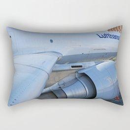Beauitful McDonnell Douglas MD11 Freighter Rectangular Pillow