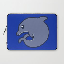 Fatimal Bottlenose Dolphin Laptop Sleeve