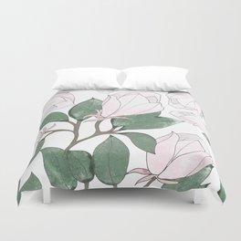Magnolia. Duvet Cover