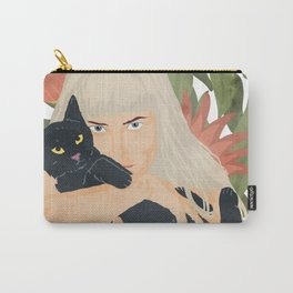 Cat Lady Carry-All Pouch
