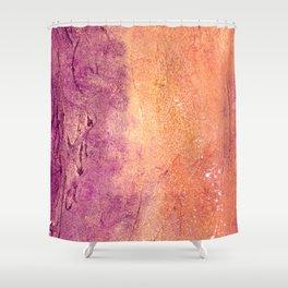 Golden Soul Shower Curtain