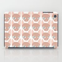 sphynx iPad Cases featuring Sphynx by Shaye Display Illustrations