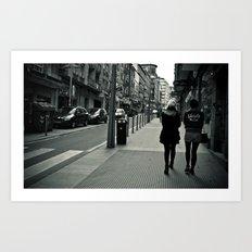 PonteYork Art Print