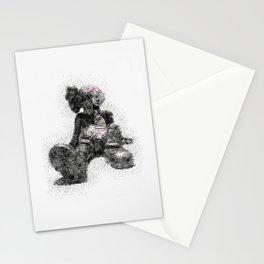 Kaws  Stationery Cards