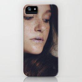 Karina Portrait iPhone Case