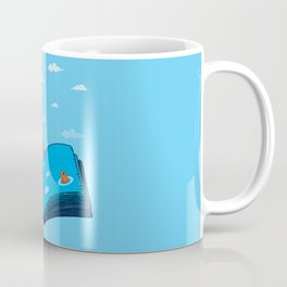 Sea of wisdom Coffee Mug