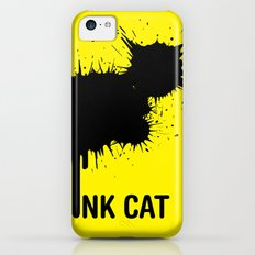 INK CAT iPhone 5c Slim Case