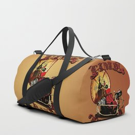 Time Travel Duffle Bag