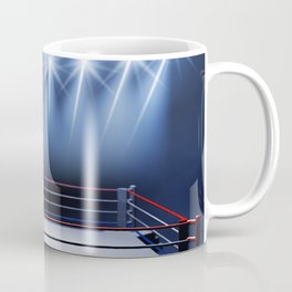 Boxing arena Coffee Mug
