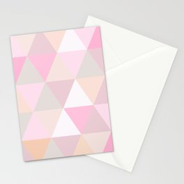 CANDY TRIANGLE Stationery Cards