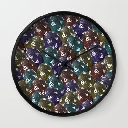 Easter Eggs - Evil Wall Clock