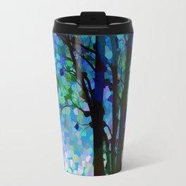 Blue Raspberry Jellybean Skies Travel Mug