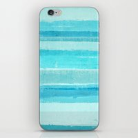 bar iPhone & iPod Skins featuring Sand Bar by T30 Gallery