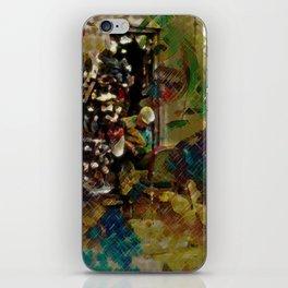 Street Cobbler iPhone Skin