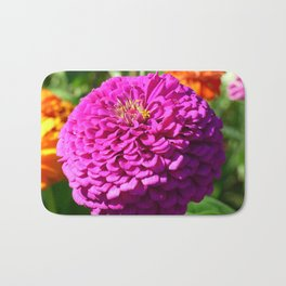 Summer Bloom Bath Mat