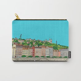 Lyon, France Carry-All Pouch