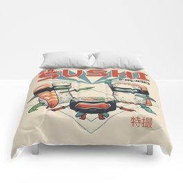 Sushi Squad Comforters