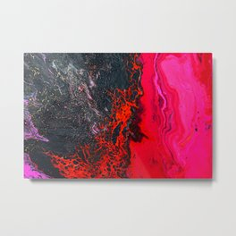 Antimatter Metal Print