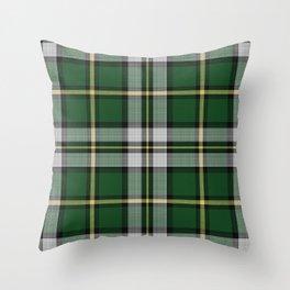 Tartan Of Cape Breton Throw Pillow