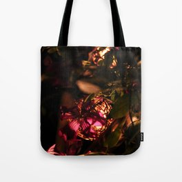 Night Blooms I Tote Bag