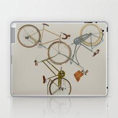 bicycles Laptop & iPad Skin